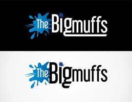 #78 untuk The Bigmuffs new logo oleh maminegraphiste