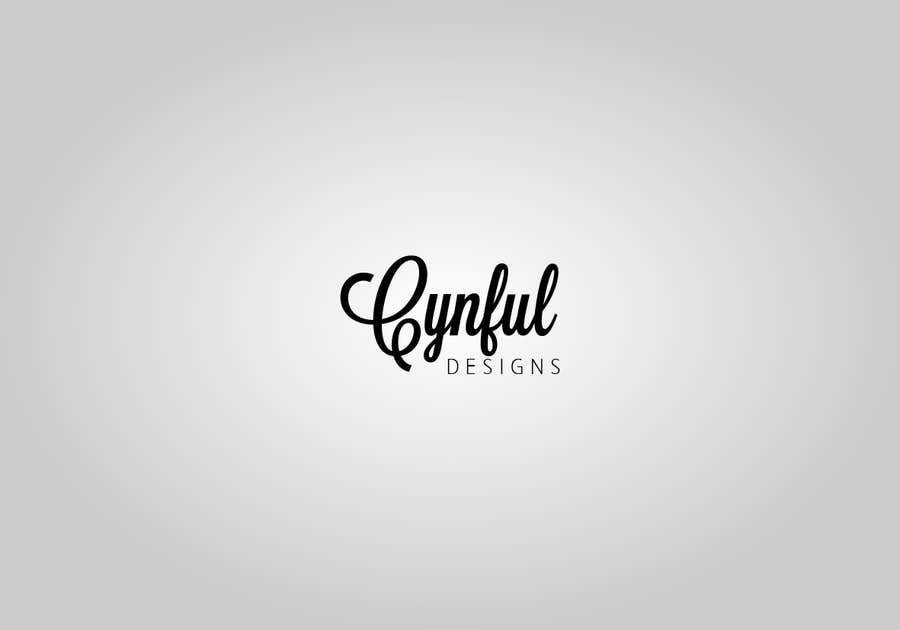 "Konkurrenceindlæg #                                        1                                      for                                         Design a Logo for ""Cynful Designs"""