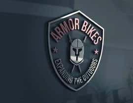 Nro 184 kilpailuun Logo Design for ArmorBikes.com käyttäjältä designmela19