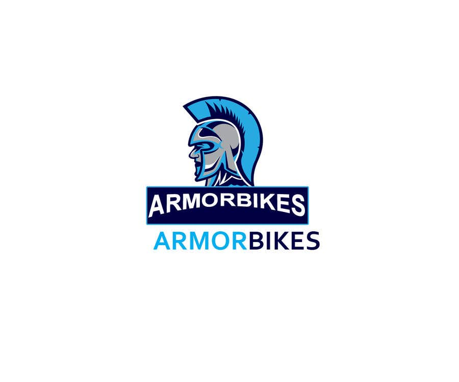 Kilpailutyö #317 kilpailussa Logo Design for ArmorBikes.com