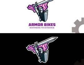 Nro 333 kilpailuun Logo Design for ArmorBikes.com käyttäjältä khawarali90