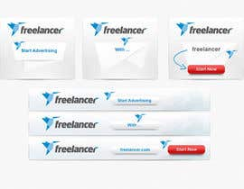 #118 para Banner Ad Design for Freelancer.com por emdes19