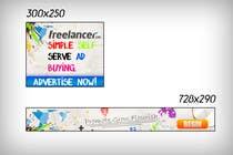 Graphic Design Inscrição do Concurso Nº126 para Banner Ad Design for Freelancer.com