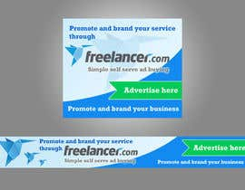 #124 para Banner Ad Design for Freelancer.com por bujjamma