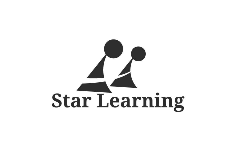 Penyertaan Peraduan #                                        1                                      untuk                                         Logo Design for  Star Learning