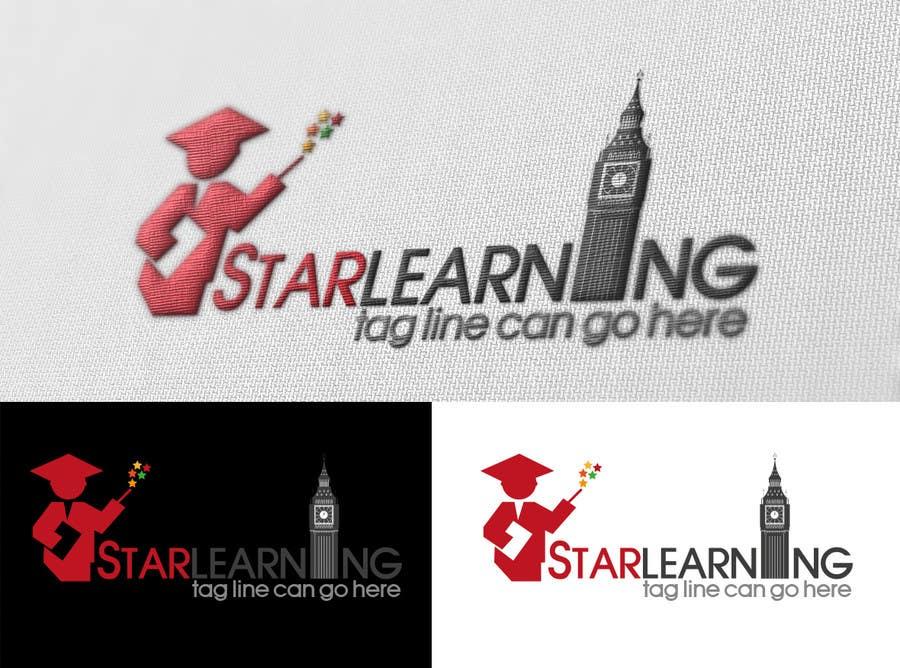 Kilpailutyö #                                        16                                      kilpailussa                                         Logo Design for  Star Learning
