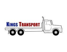 #126 for Logo design for trucking client af ikbalh2