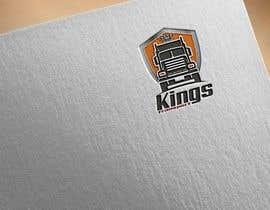#128 for Logo design for trucking client af Anas2397