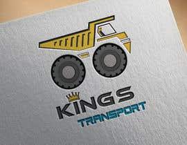 #114 for Logo design for trucking client af Onedotsolution