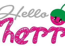 #41 para Design a Logo for Hello Cherry - emerging women's beauty & fashion label por Prsakura