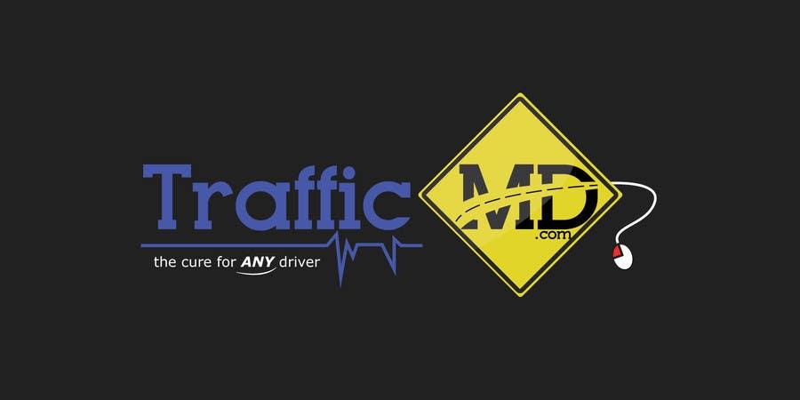 Kilpailutyö #                                        37                                      kilpailussa                                         Logo Design for TrafficMD.com