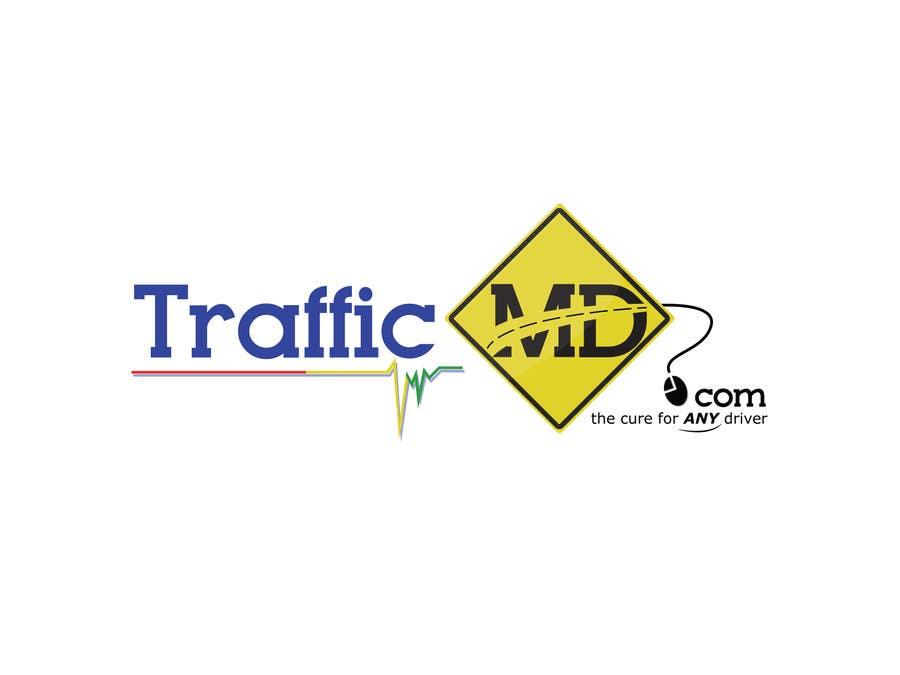Inscrição nº 53 do Concurso para Logo Design for TrafficMD.com