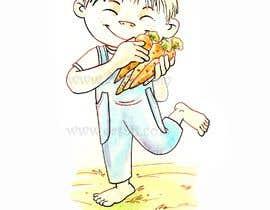 #42 for Illustrations for a children's book af dasbis777
