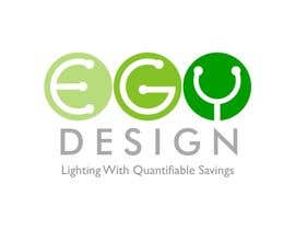#142 para Logo Design for E.G.Y. Design por sunsdesign