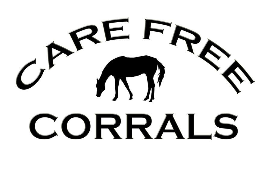 #11 for Logo Design for Carefree Corrals, a non-profit horse rescue. by msuneth