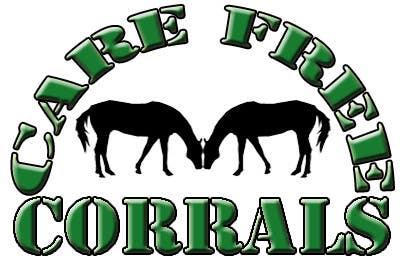 Inscrição nº                                         13                                      do Concurso para                                         Logo Design for Carefree Corrals, a non-profit horse rescue.