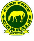 Graphic Design Konkurrenceindlæg #15 for Logo Design for Carefree Corrals, a non-profit horse rescue.