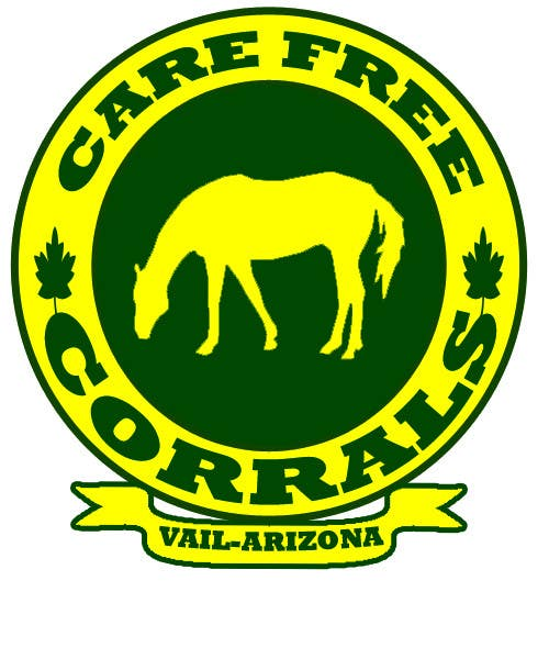 #15 for Logo Design for Carefree Corrals, a non-profit horse rescue. by msuneth