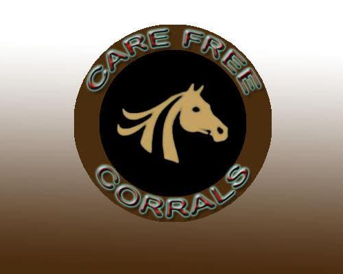 Inscrição nº                                         22                                      do Concurso para                                         Logo Design for Carefree Corrals, a non-profit horse rescue.