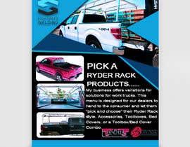 #3 for Create Menu - (Pick Your Ryder Rack) af arifdesigner14