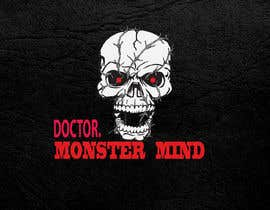 #48 for illustrative logo Dr.Monster Mind af nazma1996