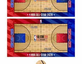 Nba 2020 Allstar Basketball Court Designs Freelancer