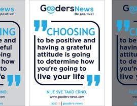 #69 для Flyer Design for Gooders News от FarooqGraphics