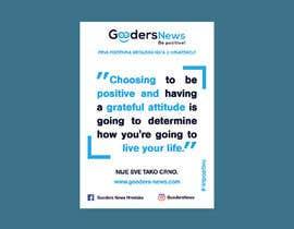 #101 для Flyer Design for Gooders News от rakibgd26