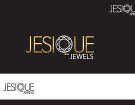 #54 para Logo Design for Jesique Jewels por alexandracol