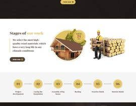 #51 for Create website for a fine woodworking by farabiislam888