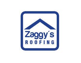 #127 para Logo Design for Zaggy's Roofing por jai07