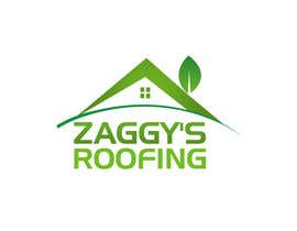 #83 para Logo Design for Zaggy's Roofing por woow7