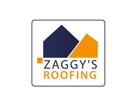 #123 cho Logo Design for Zaggy's Roofing bởi vukvesovic