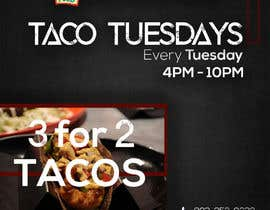 #15 untuk Create Instagram advertisement for Taco Tuesdays oleh ferdoushasan40