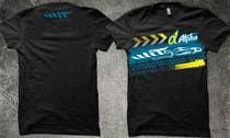 T-shirt Design for a RC-Car Company için Graphic Design7 No.lu Yarışma Girdisi