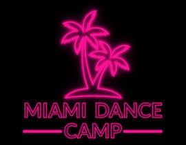 """#54 для Logo design for """"Miami Dance Camp"""" от pranadibroy"""