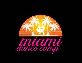 """#67 для Logo design for """"Miami Dance Camp"""" от pranadibroy"""