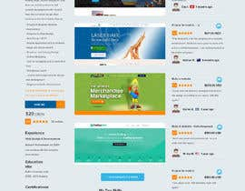 #27 for Design the ultimate profile page for Freelancer.com! by adixsoft