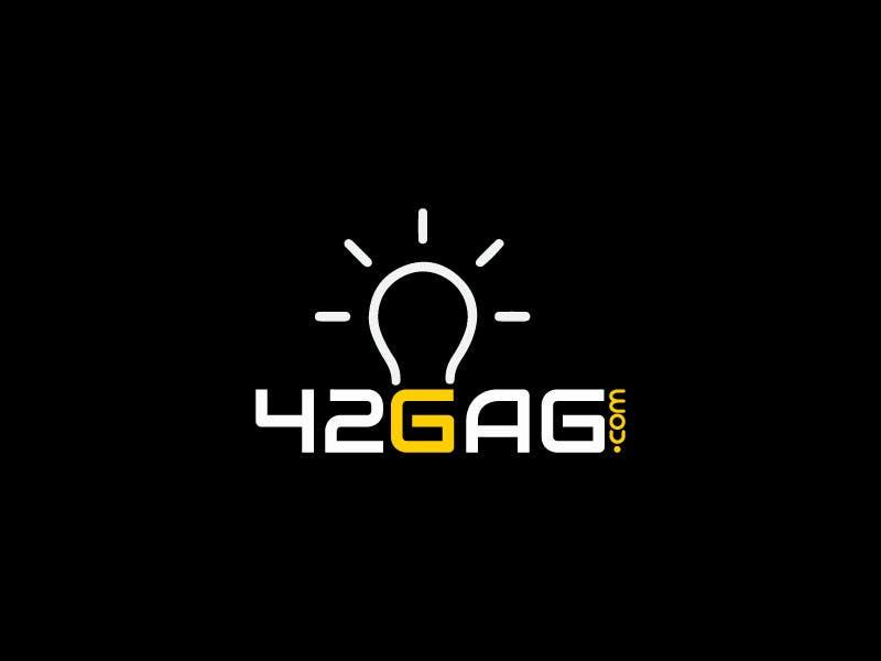 Inscrição nº                                         48                                      do Concurso para                                         Logo Design for sciency but funny image site: 42gag.com