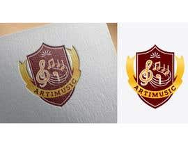 #43 untuk Build a logo for a music school  (Read details) oleh popet