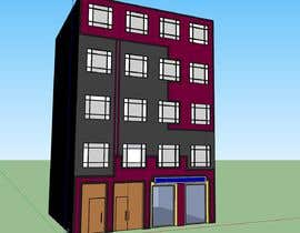#7 cho Mexico City Building Facade bởi LeenDenise