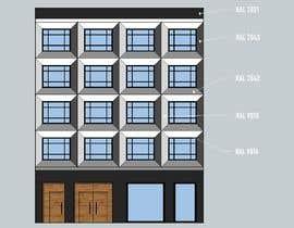 #44 cho Mexico City Building Facade bởi vesnaLA