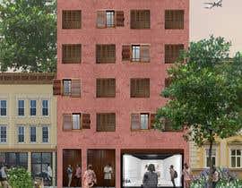 #42 cho Mexico City Building Facade bởi gaurimore