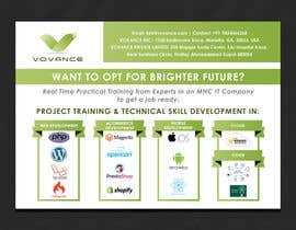 #10 for flyer design for training course by SarahDar