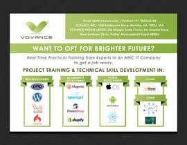 #10 untuk flyer design for training course oleh SarahDar