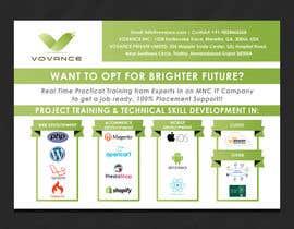 #11 untuk flyer design for training course oleh SarahDar