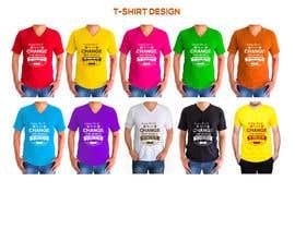 #170 для T-shirt design Contest от airinbegumpayel