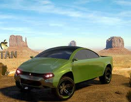 #115 for Create a design for the rumored Apple Electric Car by GurMaster