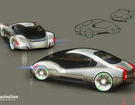 #100 for Create a design for the rumored Apple Electric Car by maximchernysh