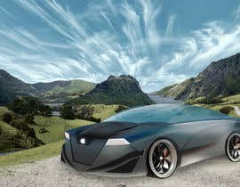 #97 for Create a design for the rumored Apple Electric Car by GraphiteLines